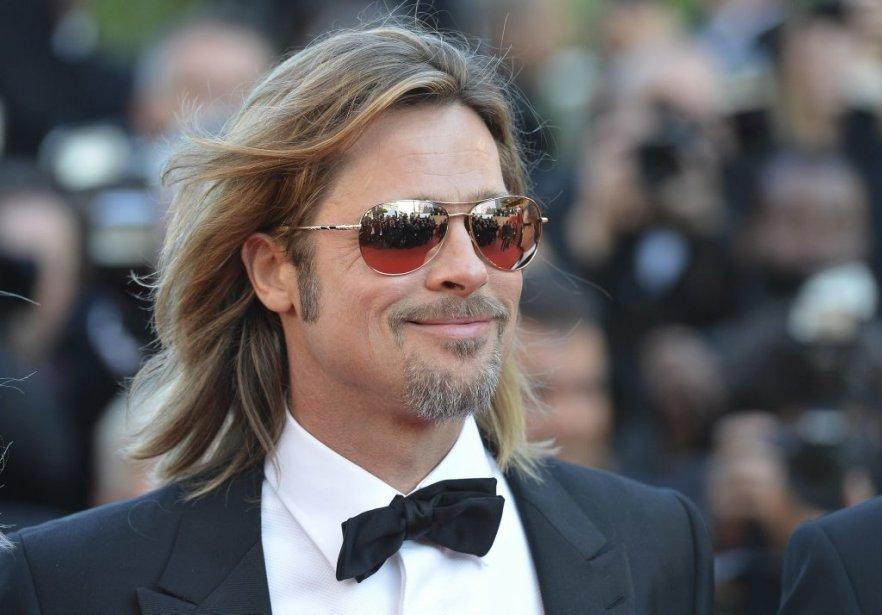 Brad Pitt est venu présenter Killing them Softly | 22 mai 2012