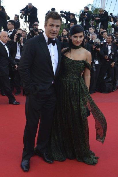 Alec Baldwin et Hilaria Thomas | 22 mai 2012