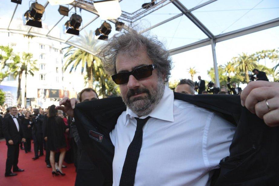 Le réalisateur Gustave Kerven | 22 mai 2012