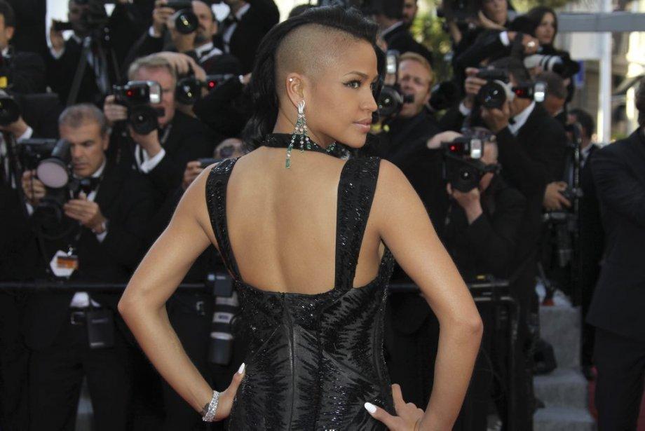 Le mannequin Cassie | 22 mai 2012