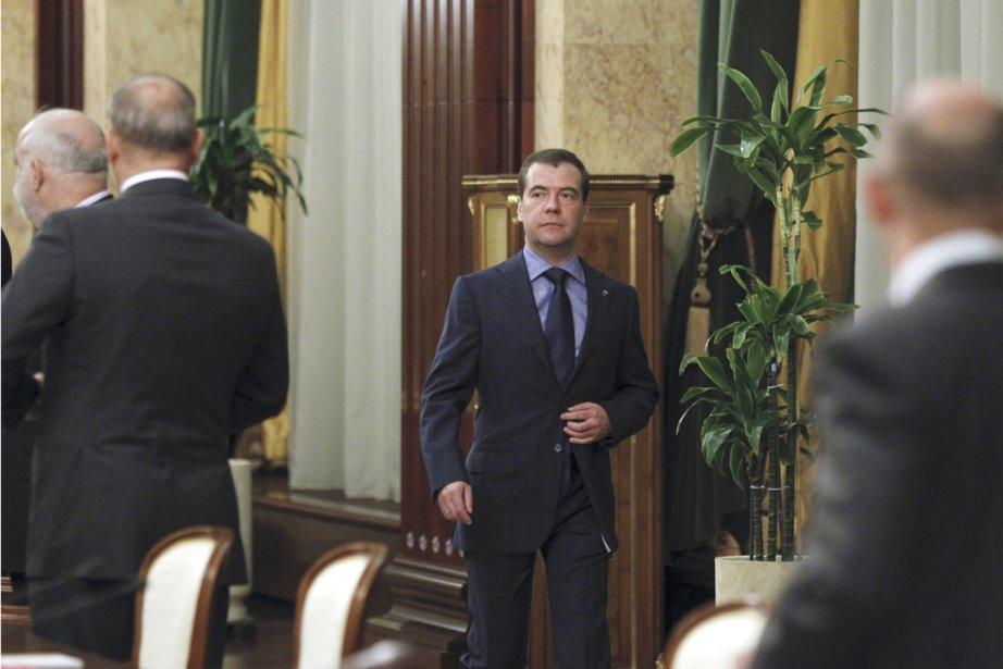 «Selon moi, le parti est en mesure de... (Photo: Dmitry Astakhov, Reuters)