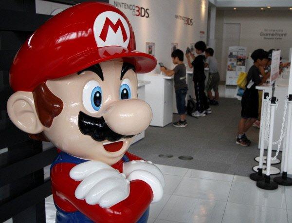 Shigery Miyamoto est connu pour avoir inventé les personnages Super Mario Bros,...