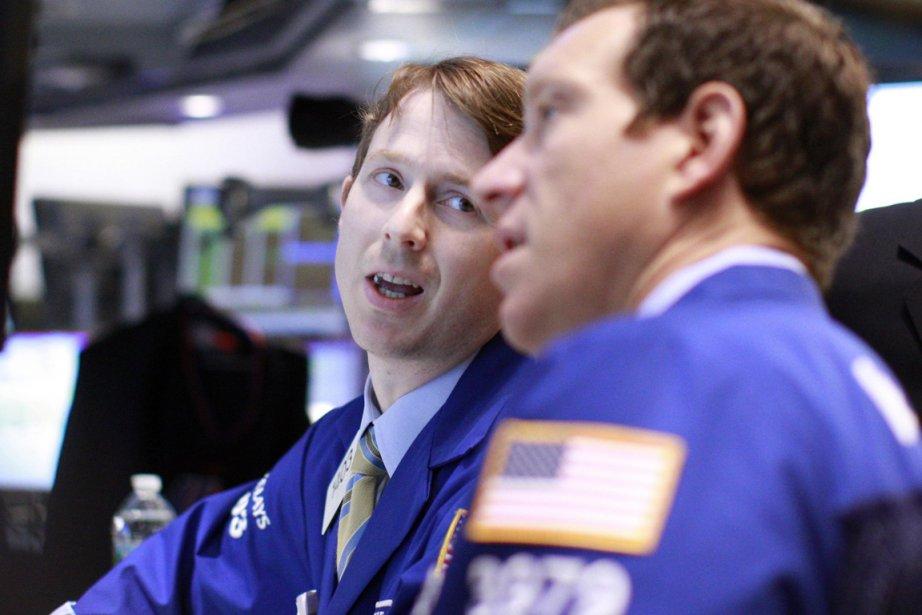 La Bourse de Toronto a clôturé mercredi en hausse pour une... (Photo Reuters)