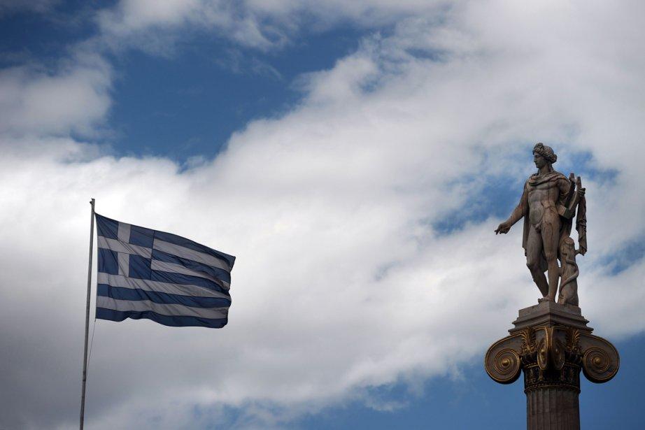 «Le ministère grec des Finances dément catégoriquement les... (Photo AFP)