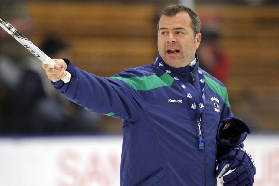 L'entraîneur-chef des Canucks de Vancouver, Alain Vigneault.... (Photo: Reuters)