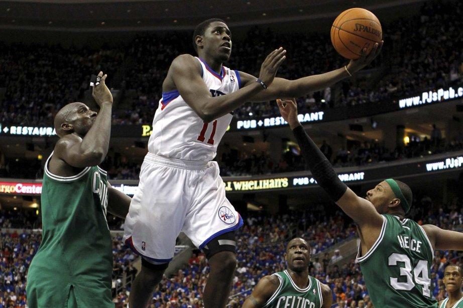 Les 76ers de Philadelphie ont battu les Celtics... (Photo: Reuters)