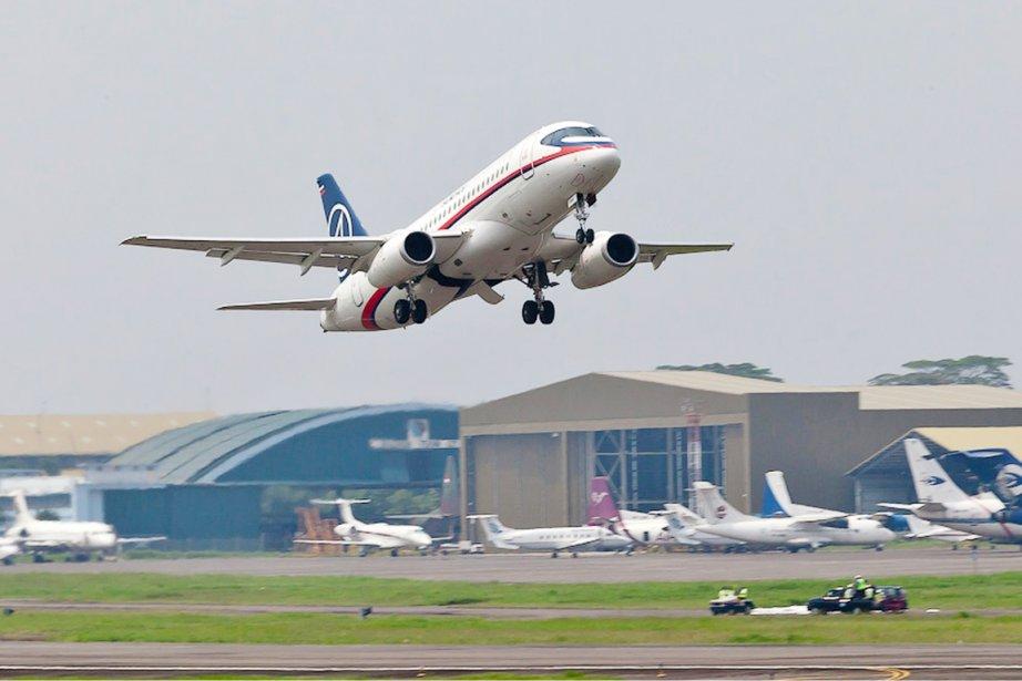 L'accident a eu lieu lors d'un vol de... (Photo: Sergey Dolya, Archives AP)