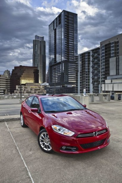 Dodge Dart 2013. Photo fournie par Dodge. (Photo fournie par Dodge)