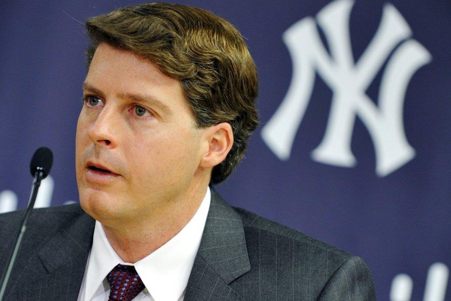 Hal Steinbrenner, partenaire gestionnaire des Yankees de New... (Photo: AP)