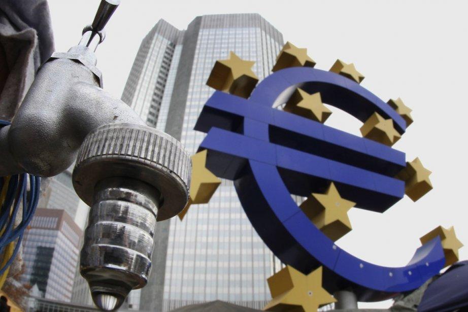 Grâce à l'indépendance de la Banque de Francfort,... (PHOTO MICHAEL PROBST, ARCHIVES ASSOCIATED PRESS)