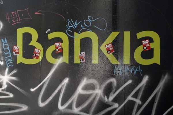 La banque espagnole qui vient d'être nationalisée en partie s'apprêterait à...