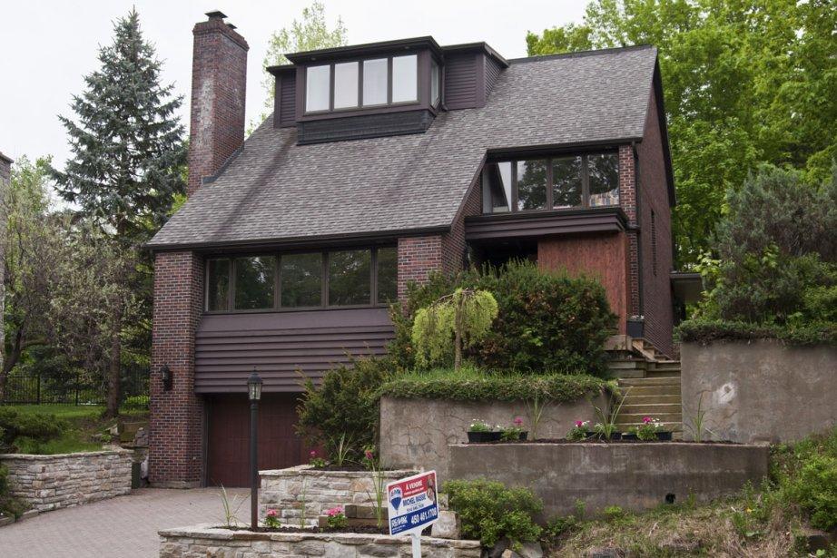 Frédérik Boivin et Divna Sajn viennent de mettre en vente leur maison seulement...