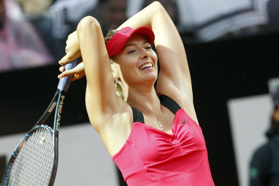 Maria Sharapova... (Photo: AP)