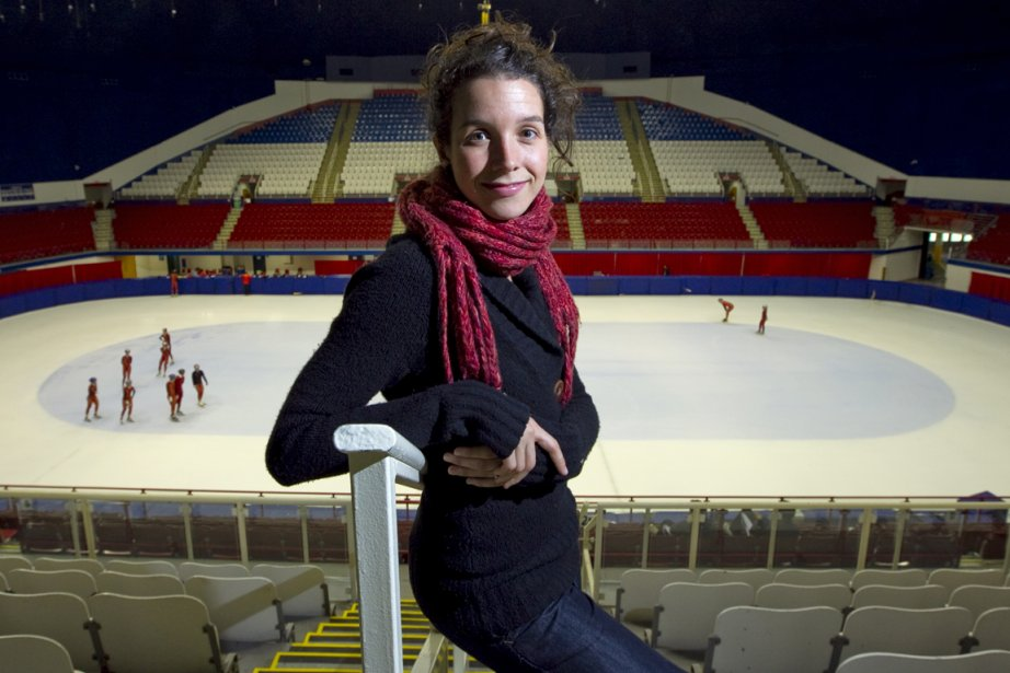 Marie-Ève Drolet... (Photo: Alain Roberge, La Presse)