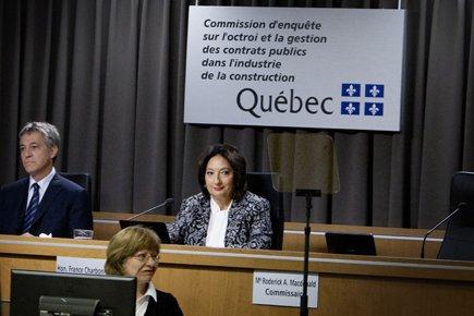 La commission Charbonneau pourrait devenir une téléréalité où... (Photo: Marco Campanozzi, La Presse)