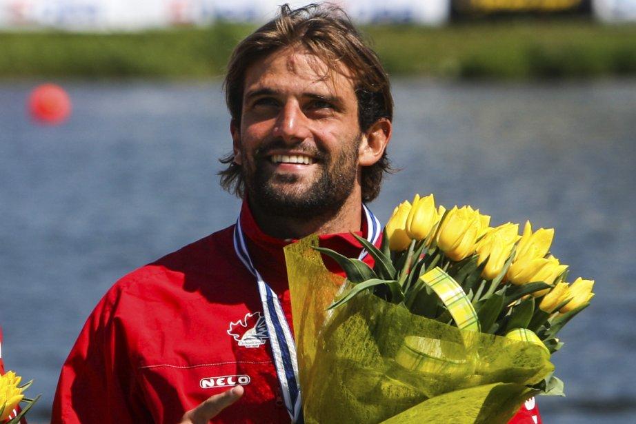 Hugues Fournel suivra les traces de son père... (Photo: Balint Vekassy, Canoe Kayak Canada)