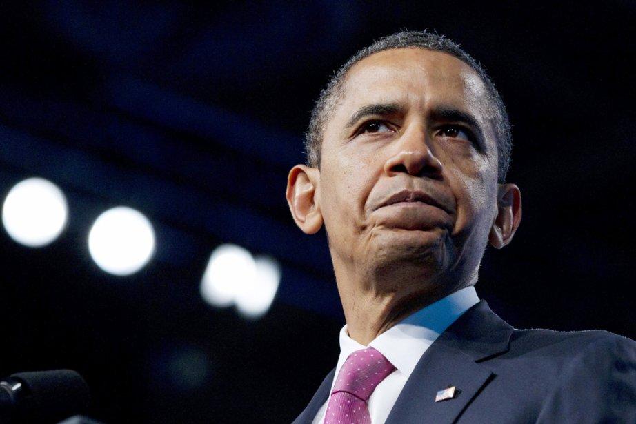 C'est le président américain Barack Obama qui est... (Photo: Carolyn Kaster, AP)