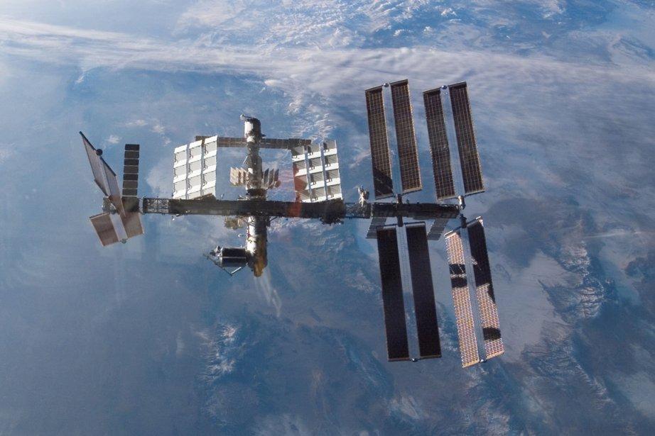 La Station spatiale internationale (ISS).... (Photo archives Reuters)