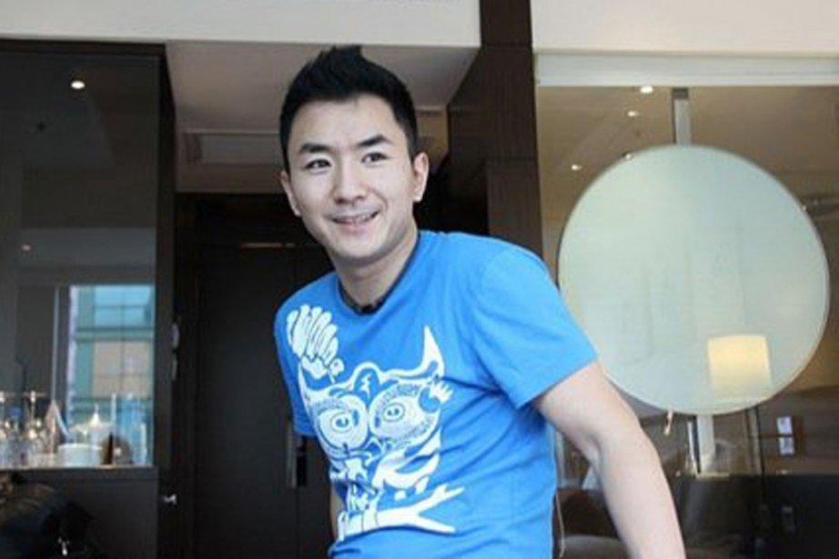 Lin Jun, la présumée victime deLuka Rocco Magnotta.... (Photo tirée de Facebook)