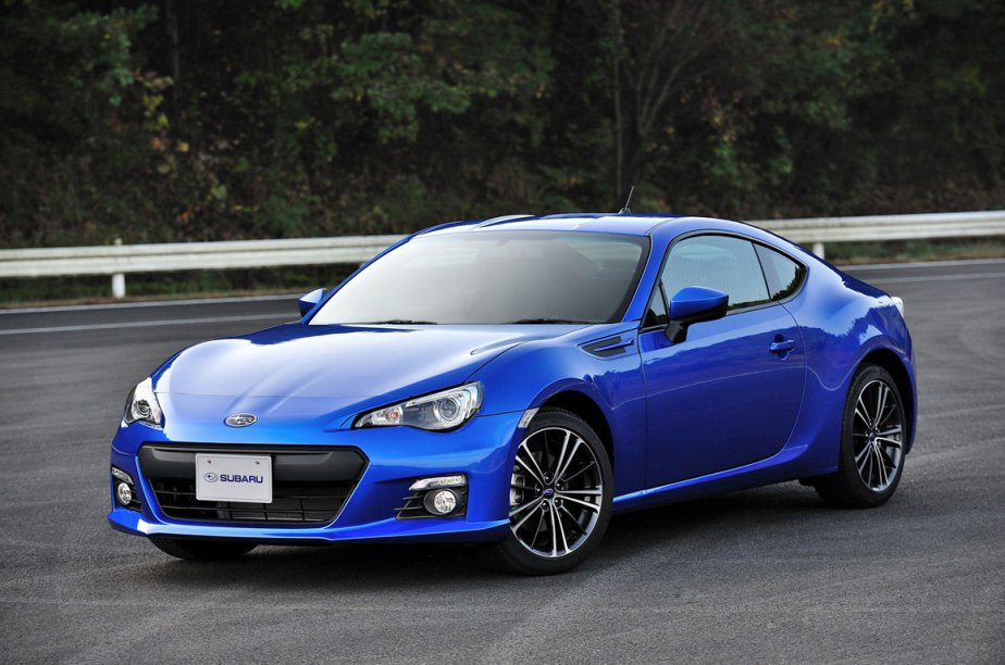 Scion frs price