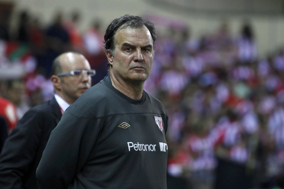 Marcelo Bielsa... (Photo : Juan Medina, Reuters)