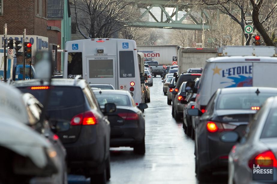 C'est dans la diversité de l'offre de transport... (PHOTO MARCO CAMPANOZZI, ARCHIVES LA PRESSE)