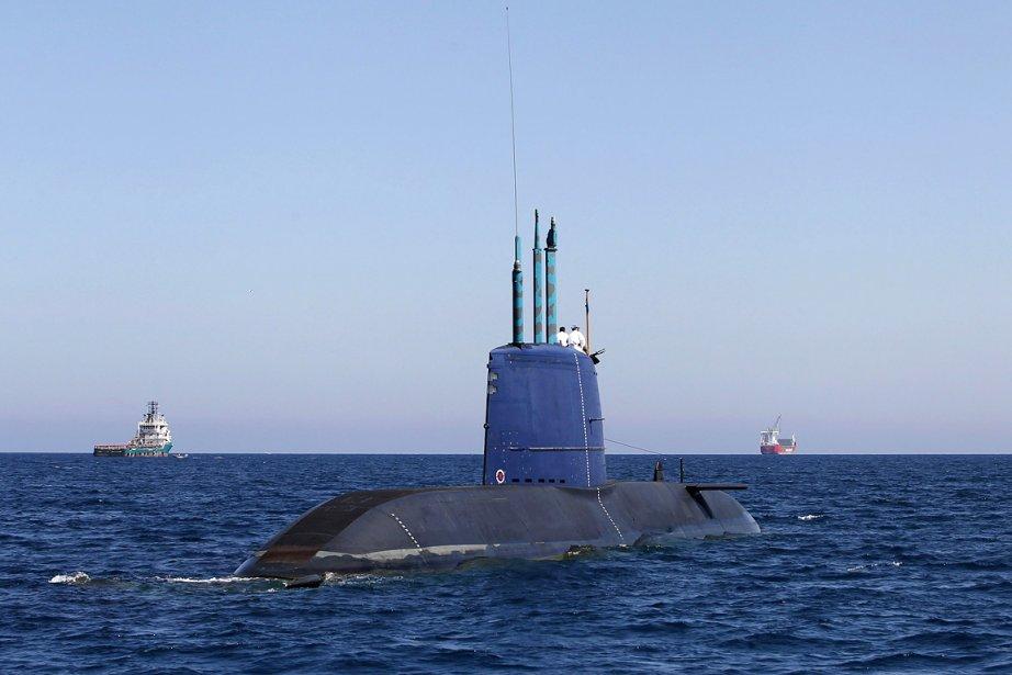Israël serait en train d'équiper des sous-marins fournis... (Photo: Reuters)