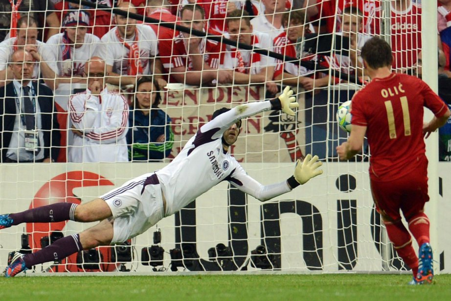 Ivica Olic... (Photo : Patrik Stollarz, AFP)