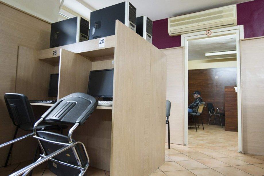 L'ordinateur numéro 25 utilisé par Magnotta. | 4 juin 2012