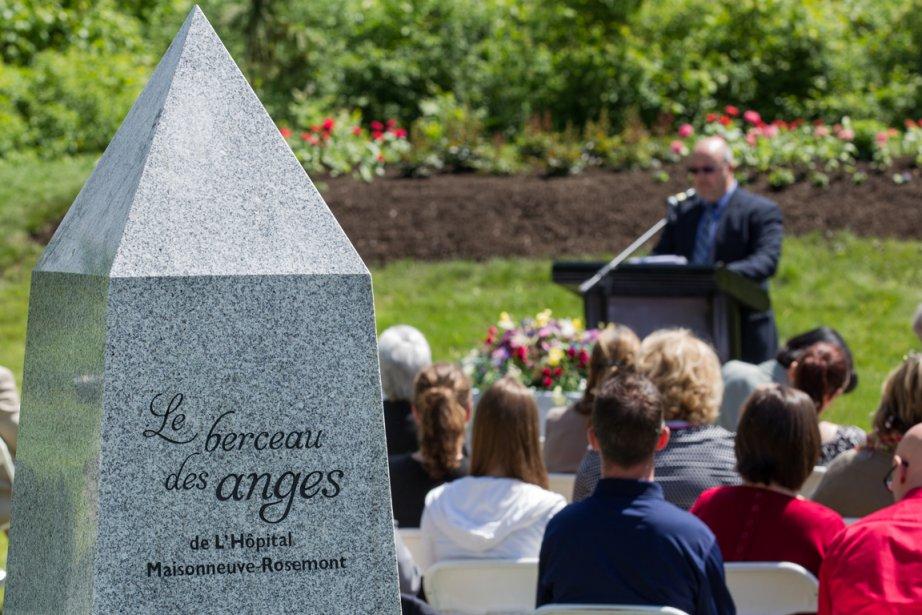 Le «berceau des anges» de l'hôpital Maisonneuve-Rosemont a... (Photo Édouard Plante-Fréchette, La Presse)