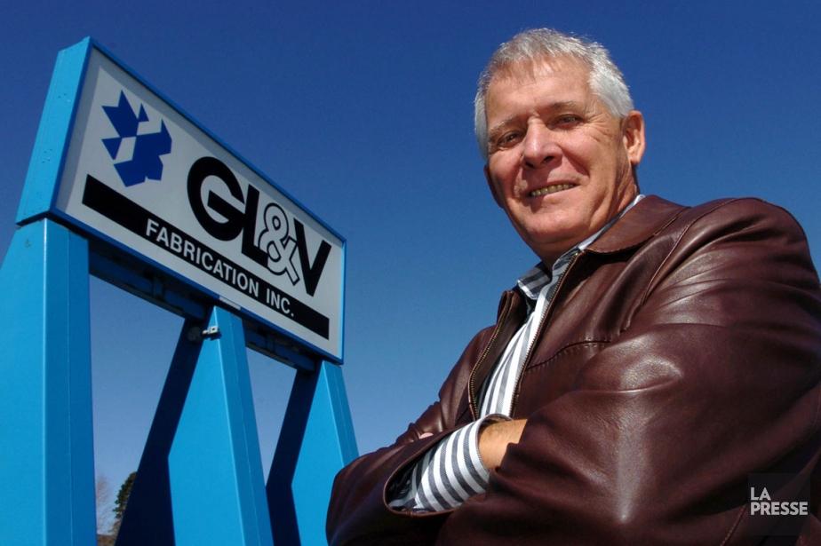 Laurent Verreault, l'un des fondateurs de GLV et... (PHOTO ARCHIVES LA PRESSE)