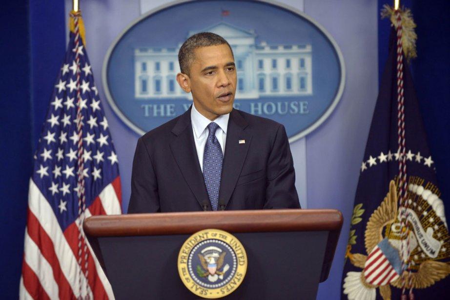 Barack Obama... (Photo AFP)