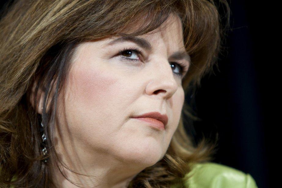 La présidente de la CCQ Diane Lemieux (notre... (Photo: Alain Roberge, Archives La Presse)