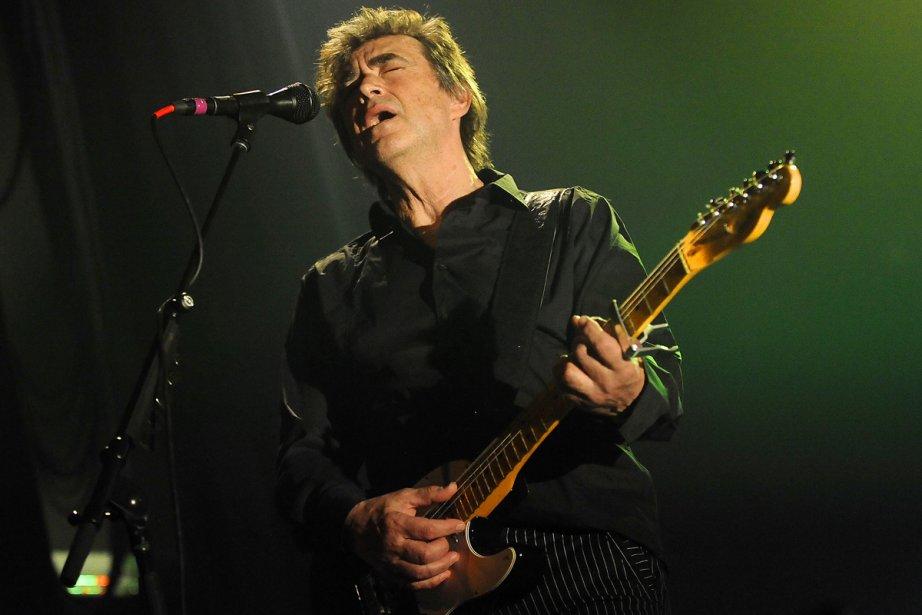 La passion de Murat pour la musique américaine... (Photo: Catherine Lefebvre, collaboration spéciale)
