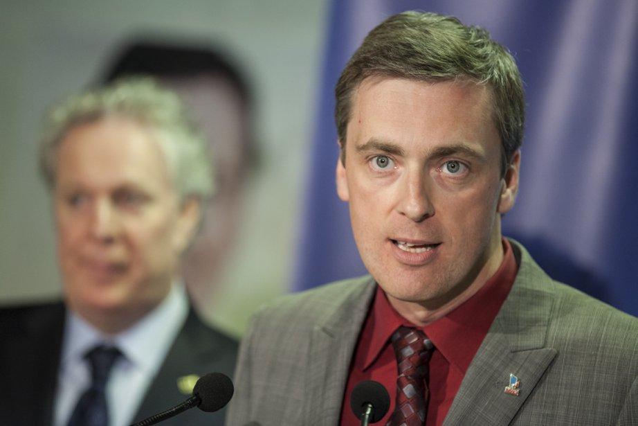 Le président du Parti libéral du Québec, Marc... (Photo : Edouard Plante-Fréchette, La Presse)