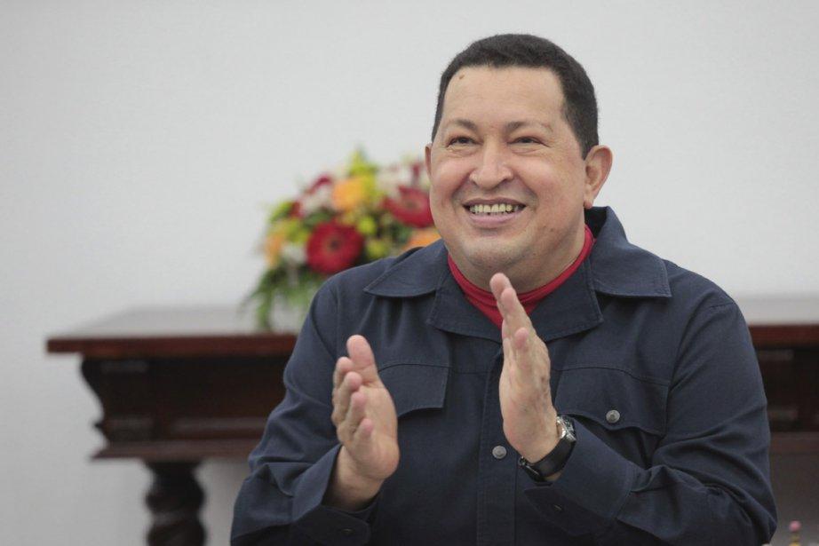 Hugo Chavez... (Photo archives Reuters)