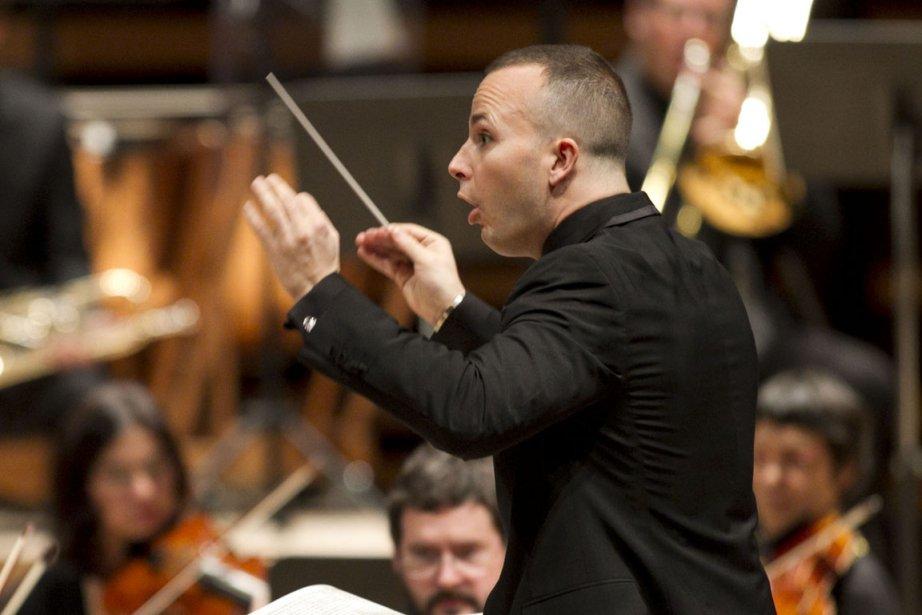 Yannick Nézet-Séguin: Brahms samedi soir et dimanche après-midi,... (Photo : Hugo-Sébastien Aubert, La Presse)