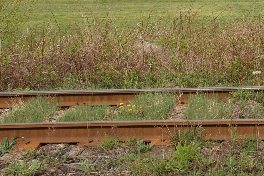 L'enquête sur le vol de rails de... (Photo Alain Dion, archives La Voix de l'Est)