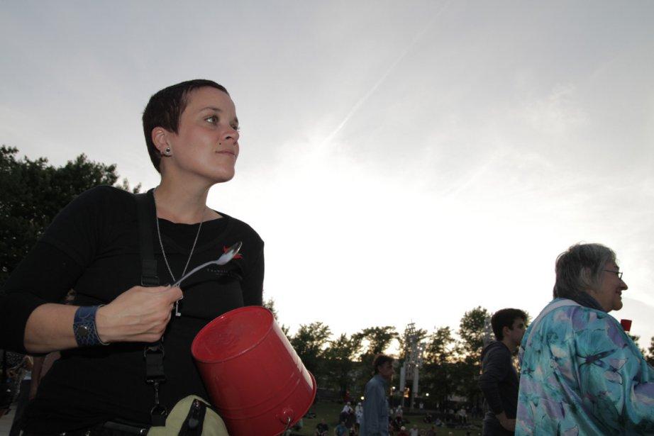 La 48e manifestation nocturne a pris son départ dimanche soir, alors que le Grand Prix venait de s'achever dans l'après-midi. | 10 juin 2012