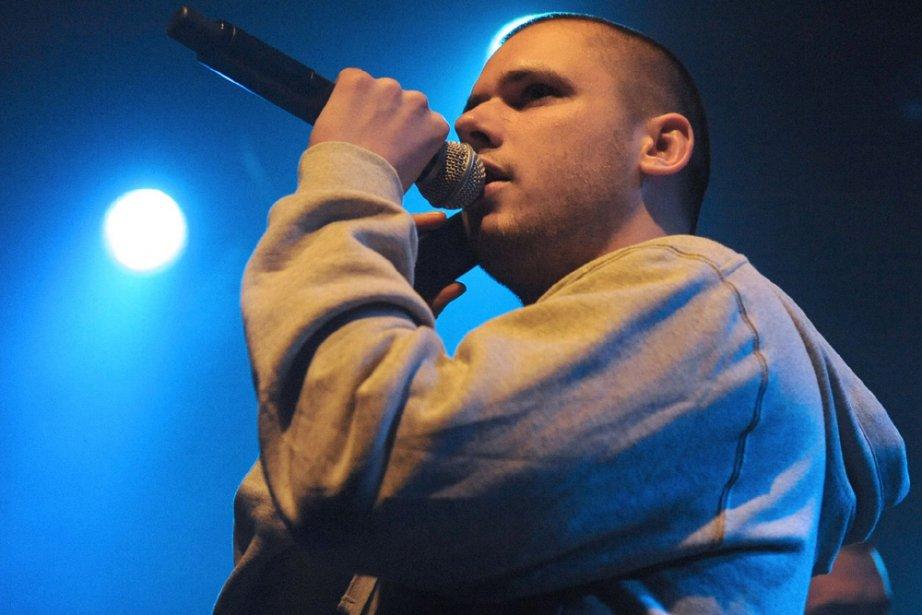 Le rappeur Orelsan... (Photo: archives AFP)
