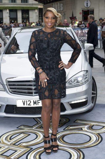 Mary J. Blige | 12 juin 2012