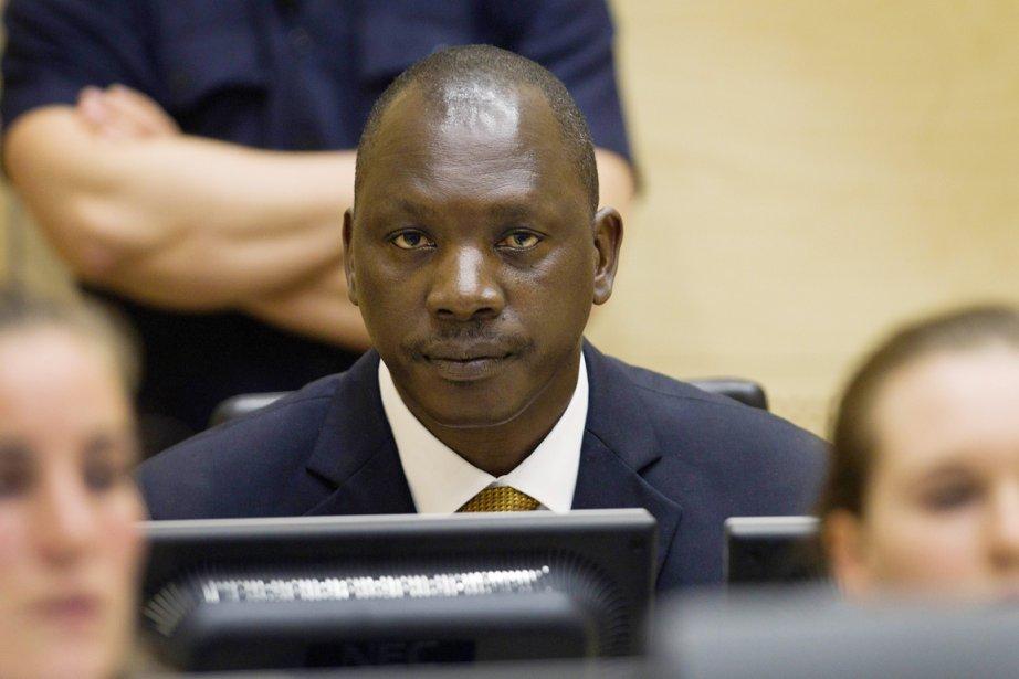 La CPI avait condamné M. Lubanga le 10... (Photo: Michael Kooren, Archives AFP)
