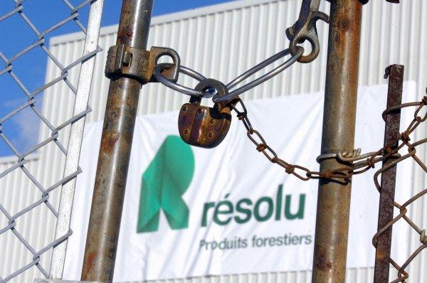 Produits forestiers Résolu (