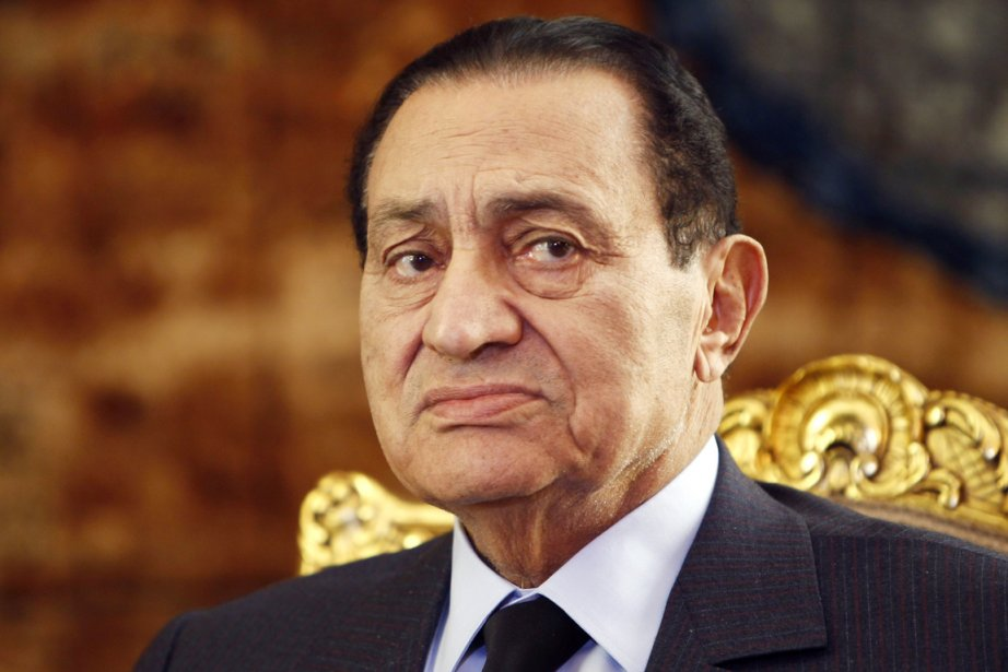 L'ancien président égyptien se trouve dans un hôpital... (Photo: Amr Abdallah Dalsh, Archives Reuters)