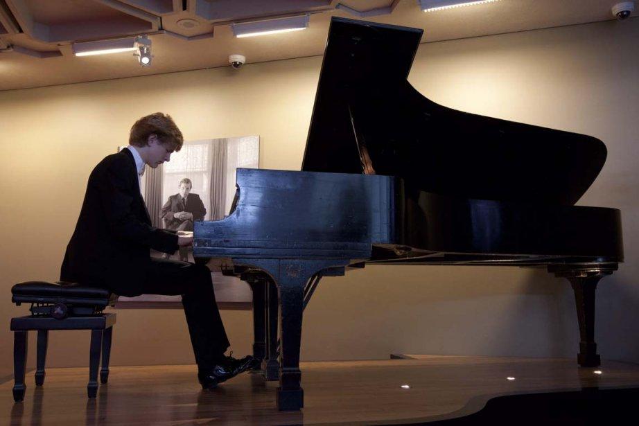 Le jeune pianiste Jan Lisiecki jouera le Concerto... (Photo: Adrian Wyld, PC)
