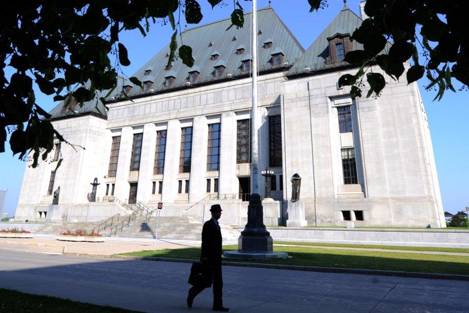 La Cour suprême du Canada.... (Photo PC)