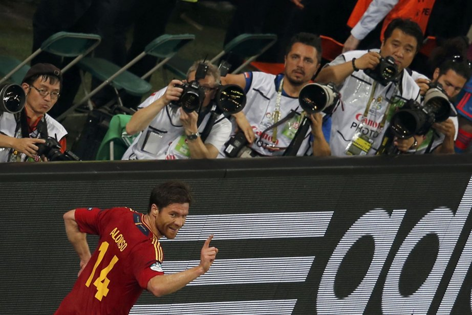 Xabi Alonso a subi une intervention chirurgicale pour... (Photo: Yves Herman, archives Reuters)