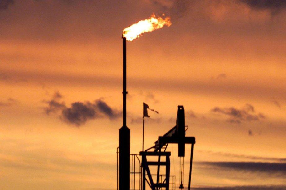 Le prix du pétrole coté à New York a... (Photo Archives La Presse Canadienne)