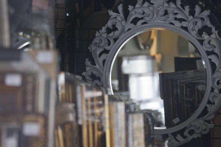 Ô miroir (Photo: Ivanoh Demers, La Presse)