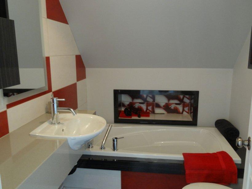 Une r sidence au cachet unique m lissa bradette toit for Je decore salle de bain
